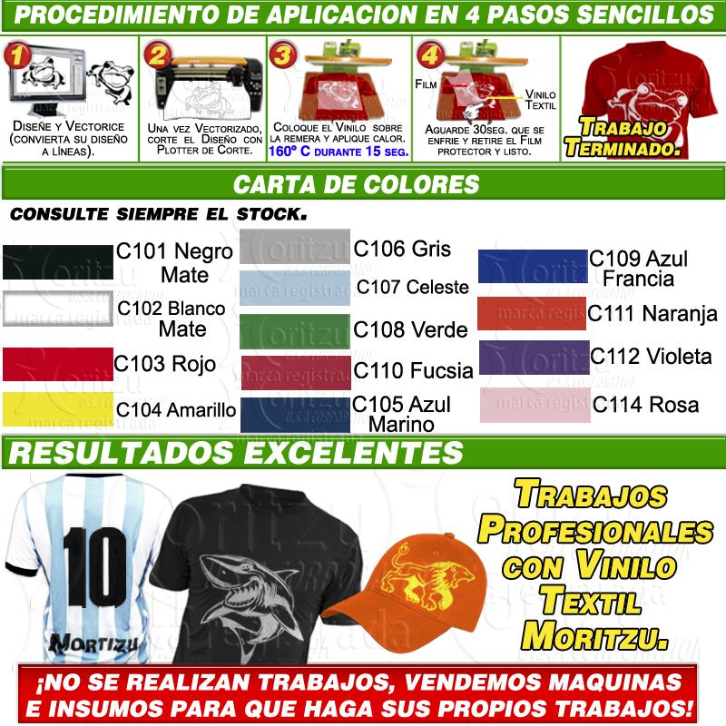 Gris Vinilo Textil Premium varios colores